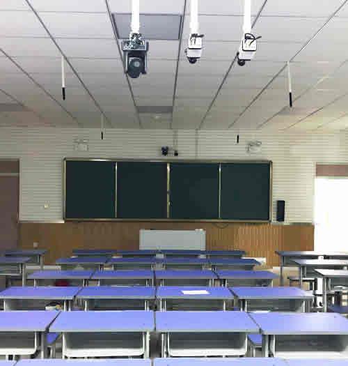 教室监控案例